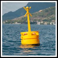 balisage-aquazur-bouée de signalisation